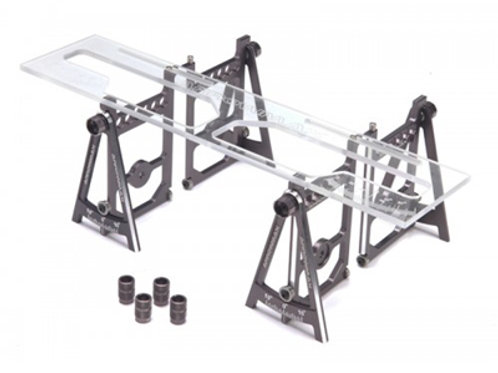 Set-Up Arrowmax System for 1/10 Touring Cars + Bag V2