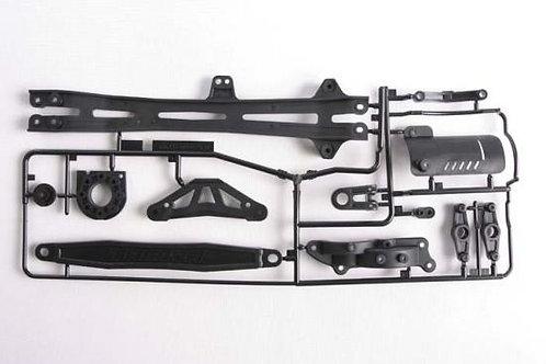 Tamiya TT-01 Type E D Parts (Upper Deck) - 51319