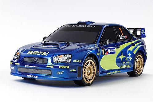 Tamiya Subaru Impreza Mexico 04 Ltd Edition - 47372