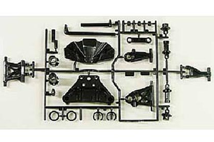 Tamiya TT-02 B Parts (Suspension Arms) - 51528