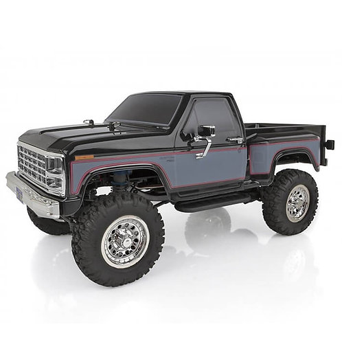 TEAM ASSOCIATED CR12 FORD F-150 PICK-UP RTR - BLACK - AS 40001