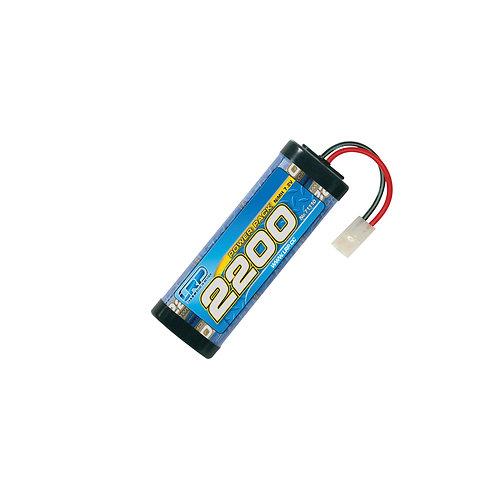 LRP POWER PACK 2200 NIMH STICK 7.2V-TAMIYA PLUG - LRP71110