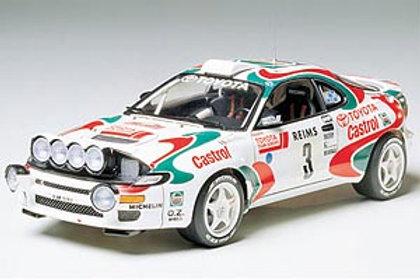 Tamiya 1/24 Castrol Celica 93 Monte Carlo Rally Winner - 24125
