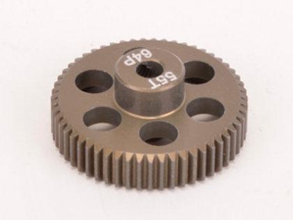 Pinion Gear 64DP 55T (7075 Hard)