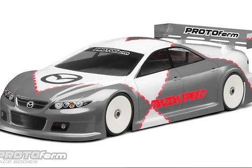 Protoform Mazda Speed 6 Clear Body