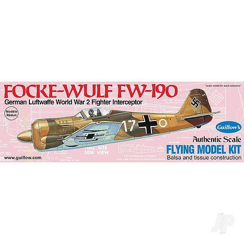 Gullow's Focke Wulf FW-190 - 502