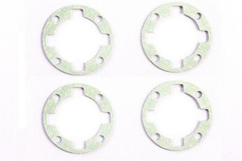 Tamiya TA06 Gear Differential Unit Gasket (4pcs) - 51464