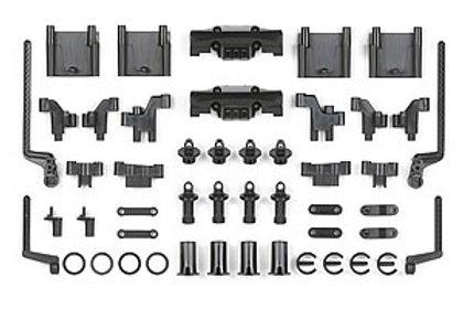 M05 / MF-01X C Parts (Susp Arms) - 51391