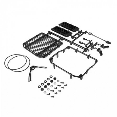 GMADE 1/10TH SCALE OFF ROAD ROOF RACK & ACCESSORIES - GM40080