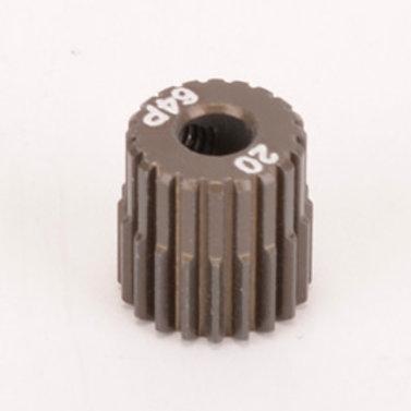 Pinion Gear 64DP 20T (7075 Hard)