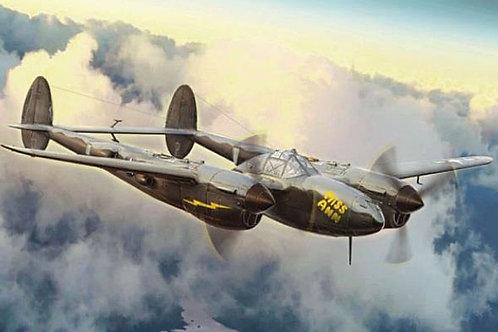 Italeri 1/72 P.38J Lightning - 1446