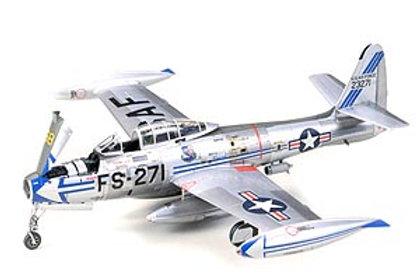 Tamiya 1/72 Republic F-84G Thunderjet - 60745