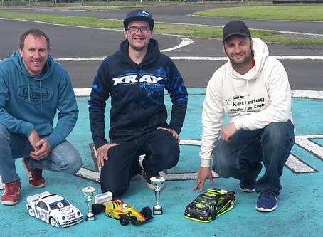 RaceCraft Team hot the ground running-2019 season opener