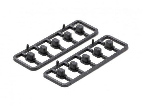 DESTINY RX-10SR / FF SUSPENSION ARM PIN BUSHINGS 0/1/2/3/4 2 SETS