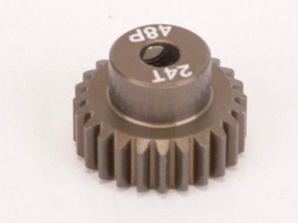 Pinion Gear 48DP 24T (7075 Hard)