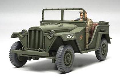Tamiya 1/48 Russian Field Car Gaz-67B - 32542