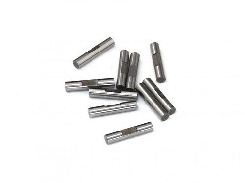 DESTINY RX-10 2X10MM SHAFT PIN WITH LOCK SLOT 10PCS