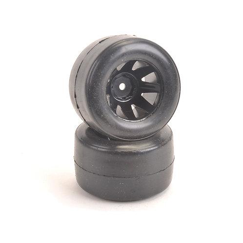XG-572C Simizu F1 Rear Tyre- Medium  / Pre Glued