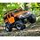 Thumbnail: Carson 1:8 Land Rover Defender RTR (Orange) - C404171