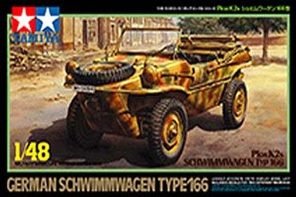 Tamiya 1/48 German Schwimmwagen Type 166 - 32506
