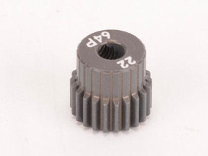 Pinion Gear 64DP 22T (7075 Hard)