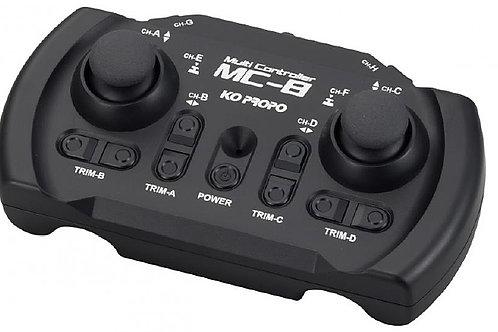 KO Propo MC-8 2.4 Ghz MFX Transmitter/Receiver Set - C501040