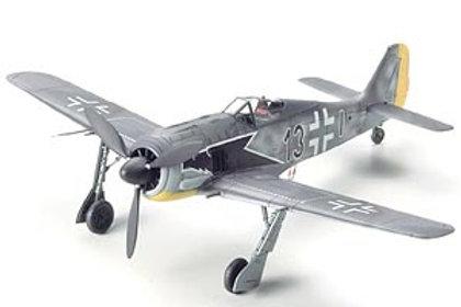 Tamiya 1/72 WB Fock Wulf A-3 - 60766