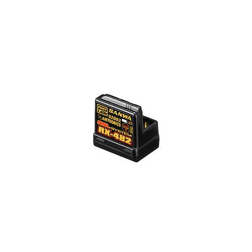 SANWA RX-482 TELEMETRY/SSL RECEIVER