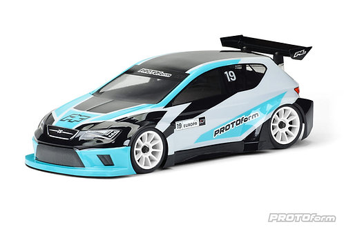 1567-25 Protoform Europa M Chassis Clear Body