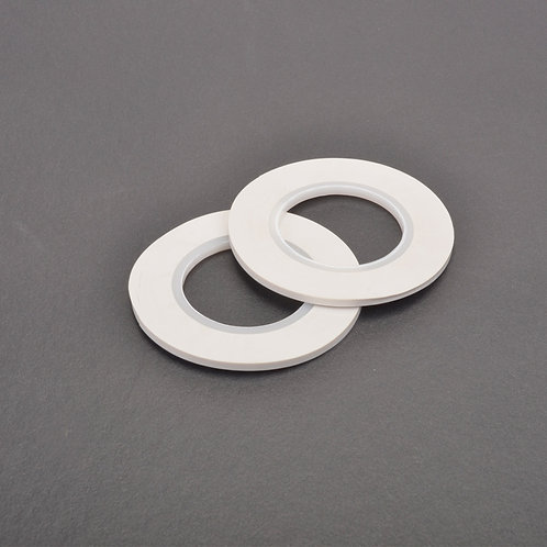 FLEXIBLE MASKING TAPE 3MM - TWIN PACK - CR704
