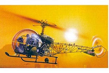Italeri 1:72 Bell AH-1 / AB-47 - No.095