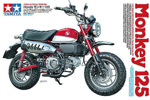 Tamiya 1/12 Honda Monkey 125 - 14134