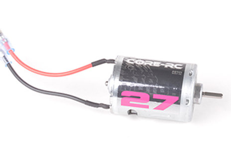 CR712 - CORE 27 Silver Can Brushed 540 Motor