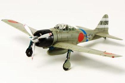 Tamiya 1/72 A6M3 Zero Model 32 Hamp -60784