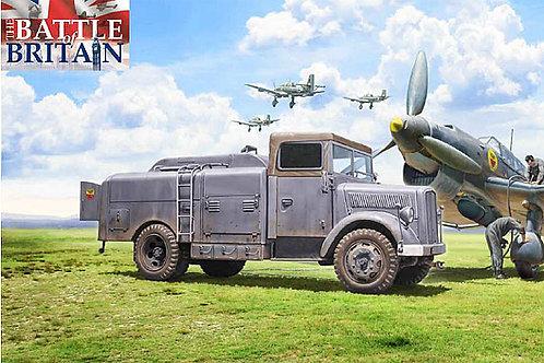 Italeri 1:48 Opel Blitz Tankwagen Kfz.385 B of B Ltd Edition - 2808