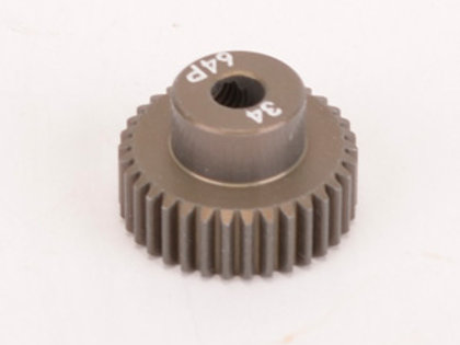 Pinion Gear 64DP 34T (7075 Hard)