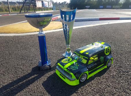Adam Burgess wins Iconc Cup M class