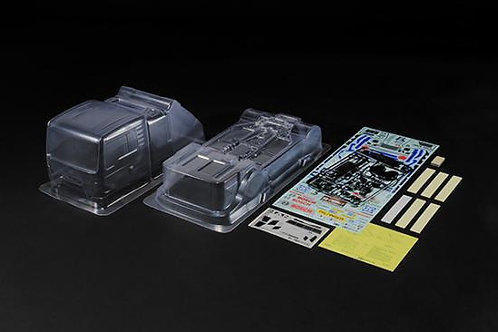 Tamiya 51606 Team Hahn Racing Man TGS Body Set For TT01E