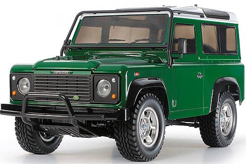 Tamiya Land Rover Defender 90 (CC-01) - 58657