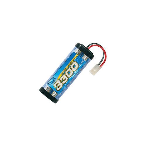 LRP POWER PACK 3300 NIMH STICK 7.2V-TAMIYA PLUG - LRP71120