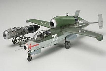 "Tamiya 1/48 Heinkel He162 A-2 "" Salamander"" - 61097"