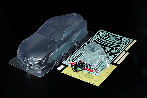 Tamiya 51622 Toyota GR Supra Body Parts Set (257mm WB)