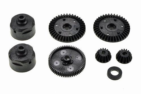 Tamiya TT-01 G Parts (Gears)- 51004