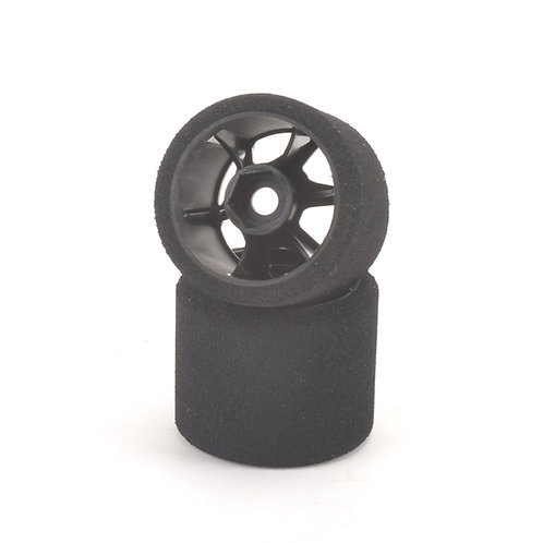 1/12 HEX REAR 35SH T FOAM - 46MM - JT3-35RT