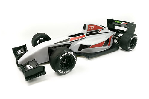 MT017003 - Montech-F1 Car Body - F17