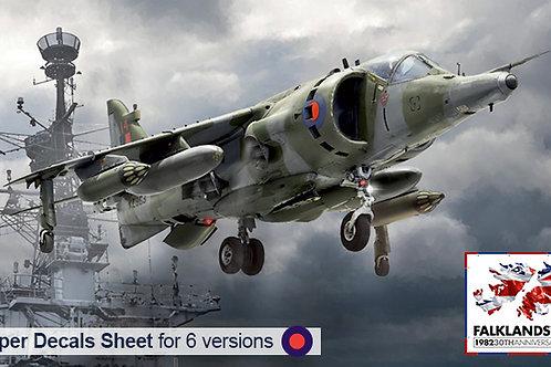 Italeri 1/72 Harrier GR.3 Falklands War - 1401