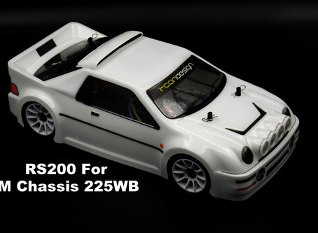 Rcon RS200 & POLO R4 WRC Now in Stock
