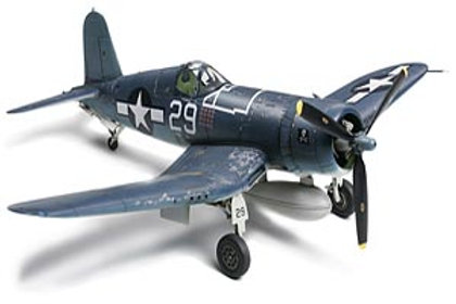 Tamiya 1/72 Vought F4U-1A Corsair - 60775