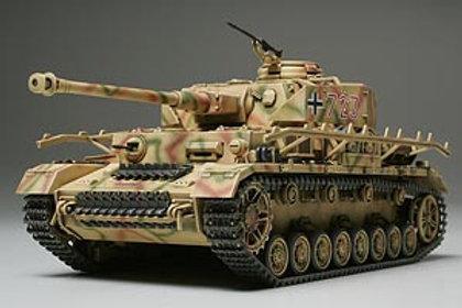 Tamiya 1/48 Panzerkampfwagen IV Ausf.J Sd.Kfz.161/2 - 32518