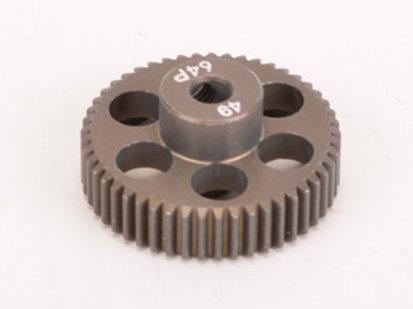 Pinion Gear 64DP 49T (7075 Hard)